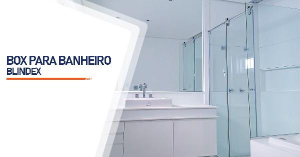 Box para Banheiro Blindex   SP Zona Sul Jardim Ellus