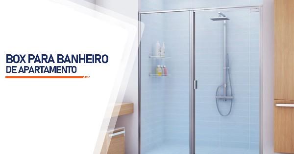 Box para Banheiro de Apartamento SP Zona Sul Alto da Boa Vista