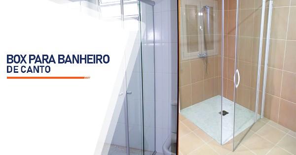 Box para Banheiro de Canto SP Zona Sul Alto da Boa Vista