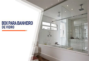 Box para Banheiro de Vidro SP Zona Sul Alto da Boa Vista