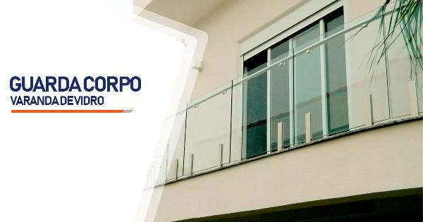 Guarda Corpo Varanda Vidro   SP Zona Sul Jardim Ellus