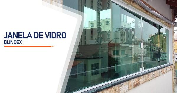 Janela De Vidro Blindex SP Zona Sul