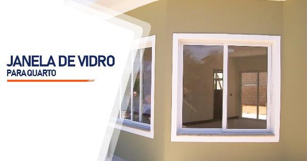 Janela De Vidro Para Quarto  SP Zona Sul Jardim Ellus