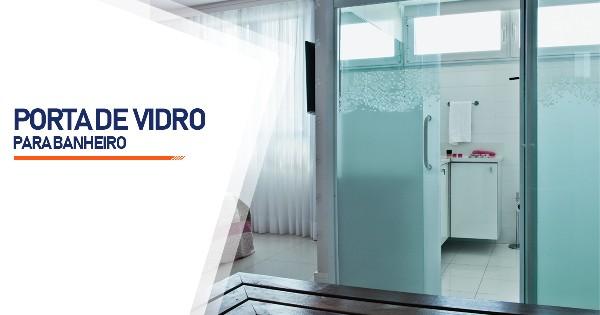 Porta De Vidro Para Banheiro  SP Zona Sul Jardim Ellus