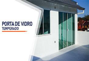 Porta de Vidro Temperado  SP Zona Sul Jardim Ellus